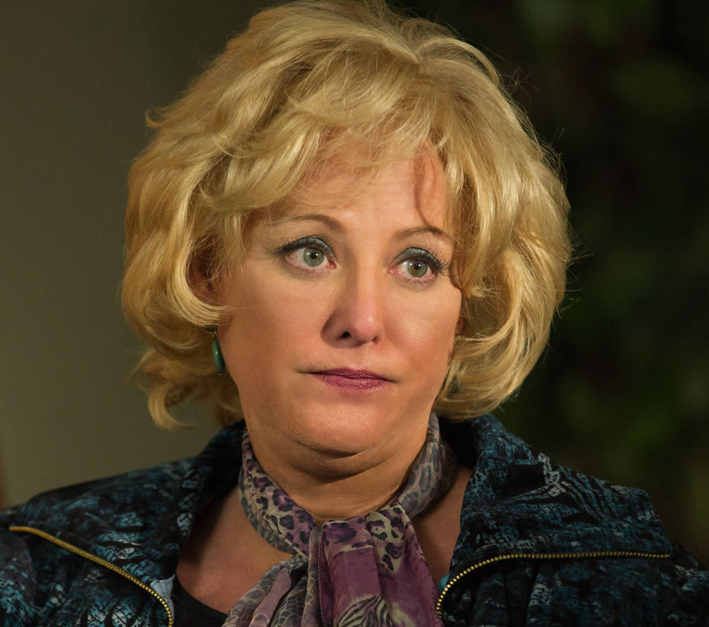 "Virginia Madsen stars as Virgie in the Lifetime Original Movie, ""Anna Nicole."""