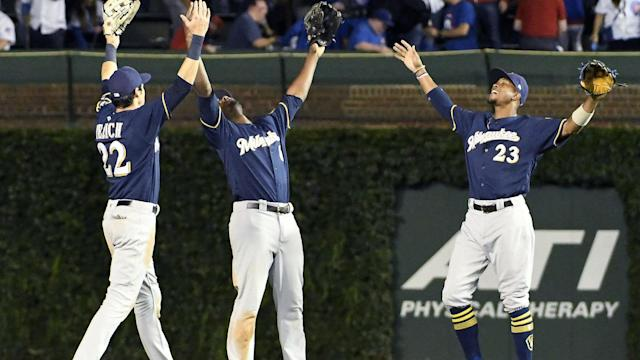 The Milwaukee Brewers and Arizona Diamondbacks had contrasting results in the openers of their crucial clashes against division rivals.