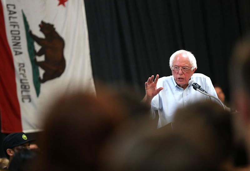 Bernie Sanders Releases $16 Trillion Climate Plan That Declares Issue a National Emergency