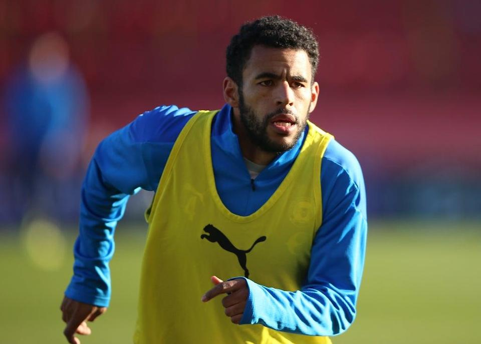 Peterborough reported that defender Nathan Thompson was subjected to racist abuse (Nigel French/PA) (PA Archive)