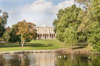 """<p>Situated in the Cotswold, this spa town has so much to offer. If you're not into horses at Cheltenham race course, head to Pittville Park (pictured) to see the pump room, the lido for a swim or the promenade for independent restaurants and bars. </p><p><a class=""""link rapid-noclick-resp"""" href=""""https://go.redirectingat.com?id=127X1599956&url=https%3A%2F%2Fwww.booking.com%2Fsearchresults.en-gb.html%3Flabel%3Dgen173nr-1FCAEoggI46AdIM1gEaFCIAQGYAQm4AQfIAQzYAQHoAQH4AQuIAgGoAgO4Av6nlPoFwAIB0gIkZDI3ZWZjZDEtYzQzNy00N2RiLWJhMjMtMzNkZjI2ZTMwNDRl2AIG4AIB%26lang%3Den-gb%26sid%3Dd557a040829a867b722f4b6cf8934591%26sb%3D1%26sb_lp%3D1%26src%3Dindex%26src_elem%3Dsb%26error_url%3Dhttps%253A%252F%252Fwww.booking.com%252Findex.en-gb.html%253Flabel%253Dgen173nr-1FCAEoggI46AdIM1gEaFCIAQGYAQm4AQfIAQzYAQHoAQH4AQuIAgGoAgO4Av6nlPoFwAIB0gIkZDI3ZWZjZDEtYzQzNy00N2RiLWJhMjMtMzNkZjI2ZTMwNDRl2AIG4AIB%253Bsid%253Dd557a040829a867b722f4b6cf8934591%253Bsb_price_type%253Dtotal%2526%253B%26ss%3Dchelteham%26is_ski_area%3D0%26ssne%3DBiarritz%26ssne_untouched%3DBiarritz%26dest_id%3D-1412526%26dest_type%3Dcity%26group_adults%3D4%26group_children%3D0%26no_rooms%3D1%26from_sf%3D1&sref=https%3A%2F%2Fwww.cosmopolitan.com%2Fuk%2Fentertainment%2Ftravel%2Fg30397906%2Fbest-places-to-visit-uk%2F"""" rel=""""nofollow noopener"""" target=""""_blank"""" data-ylk=""""slk:BOOK NOW"""">BOOK NOW</a></p>"""