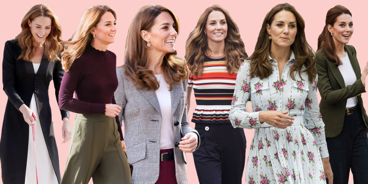 "<p>Kate is <a href=""https://www.goodhousekeeping.com/beauty/fashion/g3650/kate-middletons-most-controversial-outfits/"" target=""_blank"">a fashion icon in her own right</a>, but when she's not wearing designer gowns and the <a href=""https://www.goodhousekeeping.com/life/g4817/odd-royal-family-rules"" target=""_blank"">formal evening wear required for family dinners</a>, you can find the <a href=""https://www.goodhousekeeping.com/life/entertainment/g3138/kate-middleton-life-in-pictures/"" target=""_blank"">Duchess of Cambridge</a> keeping her everyday looks more comfortable and accessible. From a love of affordable retailers like Zara to a penchant to rewearing her favorite pieces, Kate always seems to nail casual chic.</p><p>As much as we love the cream wool coats and pretty berets from <a href=""https://www.goodhousekeeping.com/beauty/fashion/g20720972/meghan-markle-scandalous-fashion/"" target=""_blank"">Meghan's sleek style transformation</a>, we'll probably be taking our every day outfit ideas from Kate's versatile and easy-to-wear clothes. Take a look back at Kate Middleton's most casual looks ever for some timeless style inspiration from <a href=""https://www.goodhousekeeping.com/life/news/a48149/kate-middleton-title-camilla/"" target=""_blank"">a future queen</a> consort.</p>"