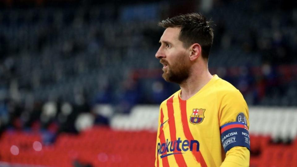 Messi | Xavier Laine/Getty Images