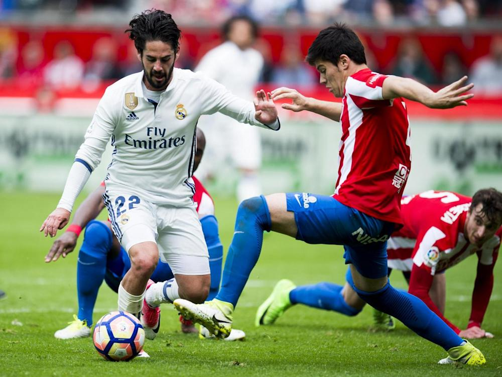 Isco has impressed for Real Madrid in recent weeks (Getty)