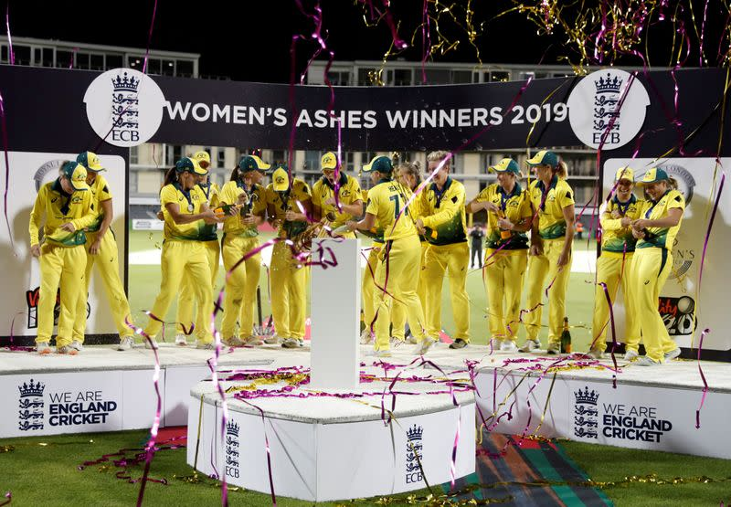 Poised for leap before pandemic, women's cricket limps into future
