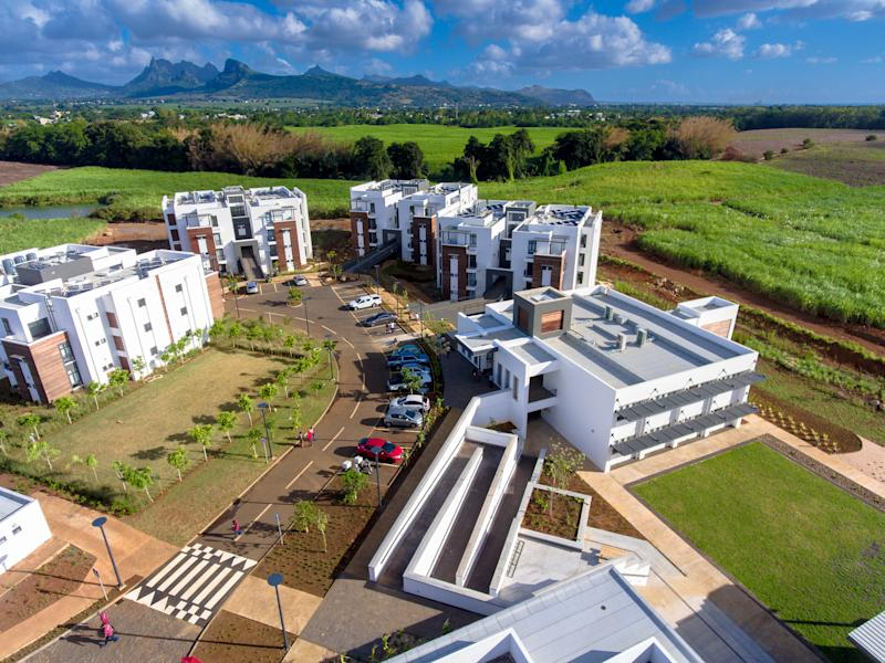 A view of the African Leadership University in Mauritius. | Courtesy of ALU