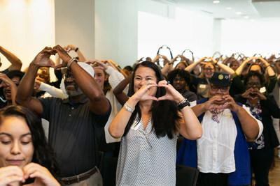 At a time when so much attention is given to what divides us, GivingTuesday, a global generosity movement which unleashes the power of people and organizations to transform their communities and the world, reports another record-breaking day.