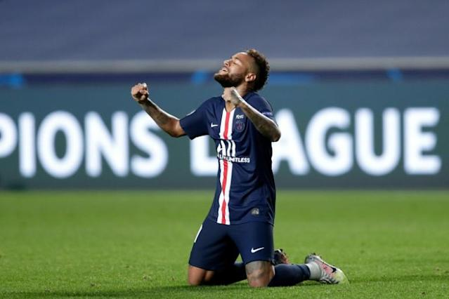 Settled At Last Neymar Ready To Deliver For Psg On Biggest Stage