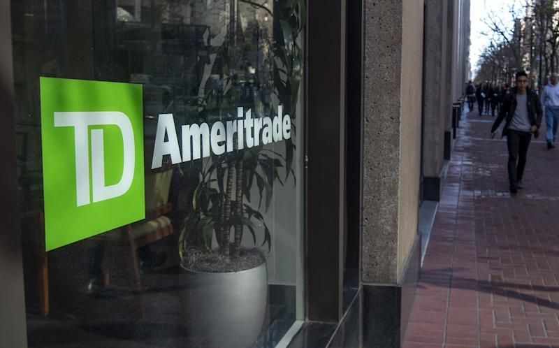 Retail Trading Boom Gives TD Record Contribution From Ameritrade