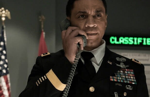 'Justice League' Actor Harry Lennix Teases Martian Manhunter Snyder Cut Cameo