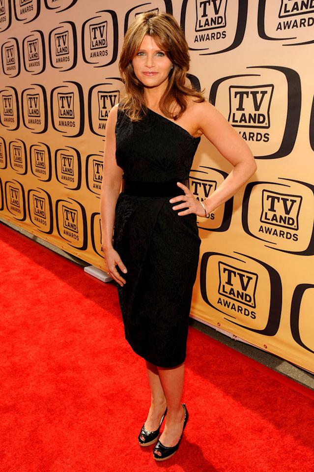 """Ari Meyers arrives at the <a href=""""/the-8th-annual-tv-land-awards/show/46258"""">8th Annual TV Land Awards</a> held at Sony Studios on April 17, 2010 in Culver City, California. The show is set to air Sunday, 4/25 at 9pm on TV Land."""