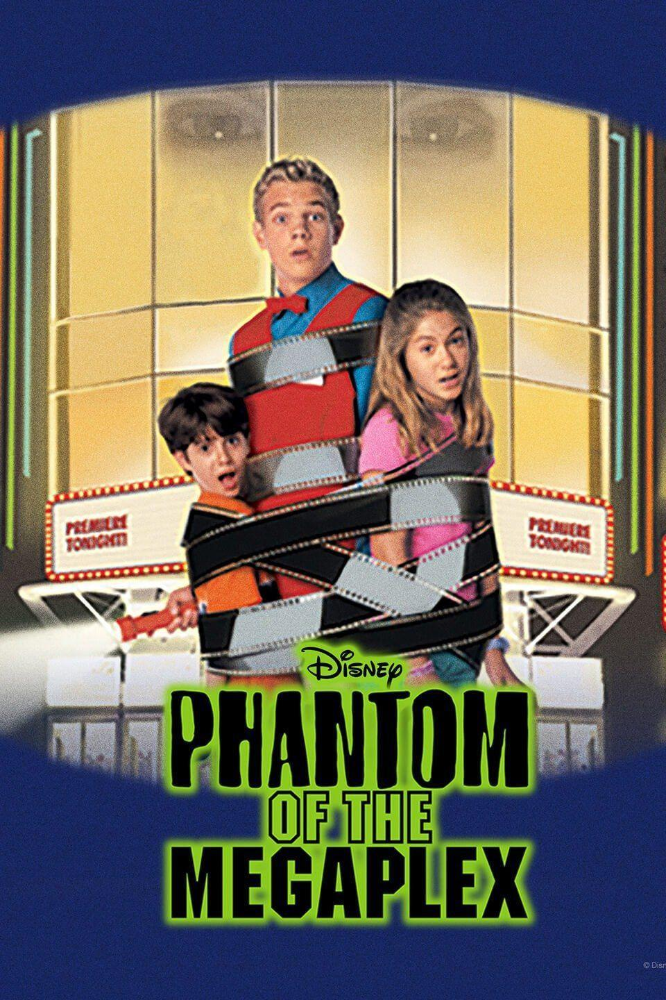 """<p>Crazy things are happening at the movie theater on a very important premier night. Silliness ensure when candy is spilling all over the floors, soda straws are flying, and the projectors are going berserk. Who's responsible for this mess? Little kids will love figuring out whodunnit.</p><p><a class=""""link rapid-noclick-resp"""" href=""""https://go.redirectingat.com?id=74968X1596630&url=https%3A%2F%2Fwww.disneyplus.com%2Fmovies%2Fphantom-of-the-megaplex%2Fq32tXxE9gXZL&sref=https%3A%2F%2Fwww.countryliving.com%2Flife%2Fentertainment%2Fg32748070%2Fdisney-plus-halloween-movies%2F"""" rel=""""nofollow noopener"""" target=""""_blank"""" data-ylk=""""slk:WATCH NOW"""">WATCH NOW</a></p>"""