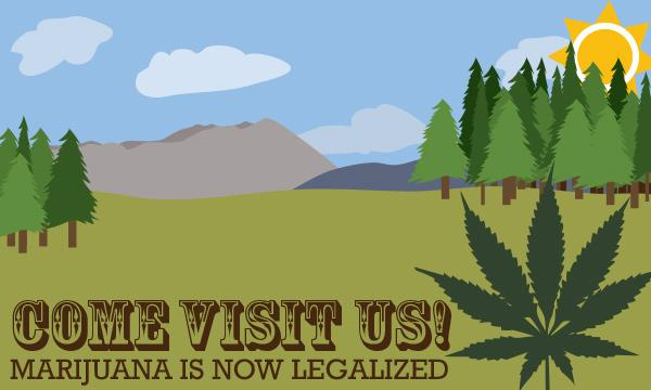 Will New Pot Laws Draw Tourists?