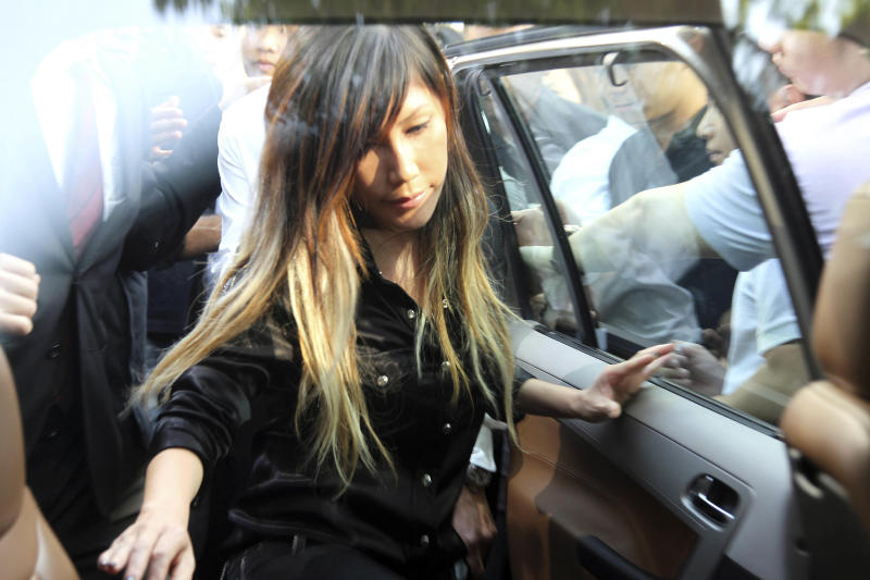 Singapore church on trial in pop star scandal