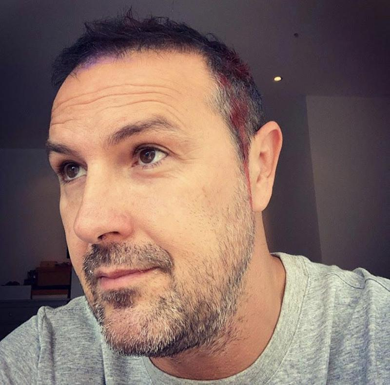Photo credit: Paddy McGuinness - Instagram