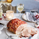 "<p>An easy-to-carve turkey roast, which can be fully prepared the day before and just needs putting in the oven on the day.</p><p><strong>Recipe: <a href=""https://www.goodhousekeeping.com/uk/food/recipes/a565539/turkey-stuffing-parcel/"" rel=""nofollow noopener"" target=""_blank"" data-ylk=""slk:Easy turkey and stuffing parcel"" class=""link rapid-noclick-resp"">Easy turkey and stuffing parcel</a></strong></p>"