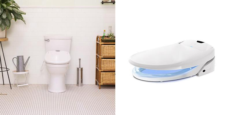 Omigo Luxury Bidet Seat. (Photo: Yahoo Lifestyle Store)