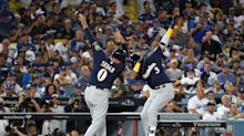 NLCS Game 3: Jhoulys Chacín's strong start has Brewers two wins from World Series