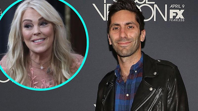 Nev Schulman Says He's Writing an Article About What He Found Out About Dina Lohan's Ex-Boyfriend (Exclusive)