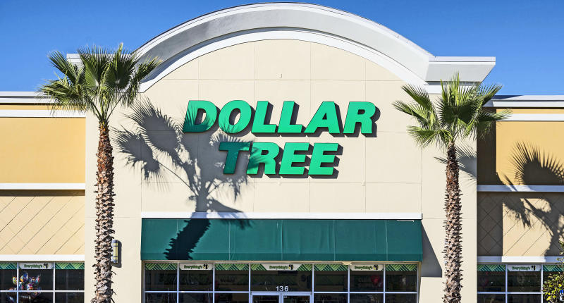 Dollar Tree is in hot water with the Food and Drug Administration. (Photo: Getty Images)