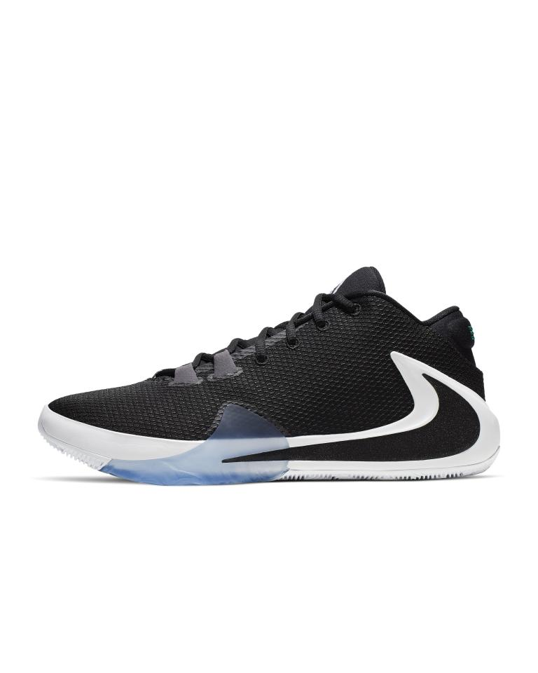 """<p><strong>nike</strong></p><p>nike.com</p><p><strong>$120.00</strong></p><p><a href=""""https://go.redirectingat.com?id=74968X1596630&url=https%3A%2F%2Fwww.nike.com%2Ft%2Fzoom-freak-1-basketball-shoe-tmk8Hw&sref=http%3A%2F%2Fwww.menshealth.com%2Ffitness%2Fg26328412%2Fbest-basketball-shoes%2F"""" target=""""_blank"""">Shop Now</a></p><p>Reigning MVP Giannis Antetokounmpo finally gets a signature shoe, and it's one of the best budget buys on the market, delivering solid forefoot lockdown and solidly breathable material. These shoes change direction with you well, and while they could have offered a bit more traction, they're still a solid buy for players who like to cut and weave through traffic. At $120, they're a solid value.</p>"""