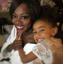 """<p>The Academy Award-winner celebrated the seventh birthday of daughter Genesis with a sweet message: """"You were born from mommy's heart. I love you so much for accepting me as your mommy. Happy birthday Miss Genesis! Love, love my baby!!!"""" (Photo:<a rel=""""nofollow noopener"""" href=""""https://www.instagram.com/p/BWVvAxcgNYv/?taken-by=violadavis"""" target=""""_blank"""" data-ylk=""""slk:Viola Davis via Instagram"""" class=""""link rapid-noclick-resp"""">Viola Davis via Instagram</a>) </p>"""