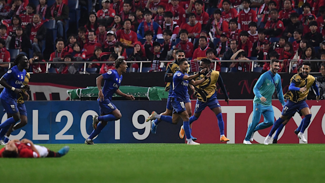 Al-Hilal won their first AFC Champions League title with a 3-0 aggregate victory over Urawa Red Diamonds.