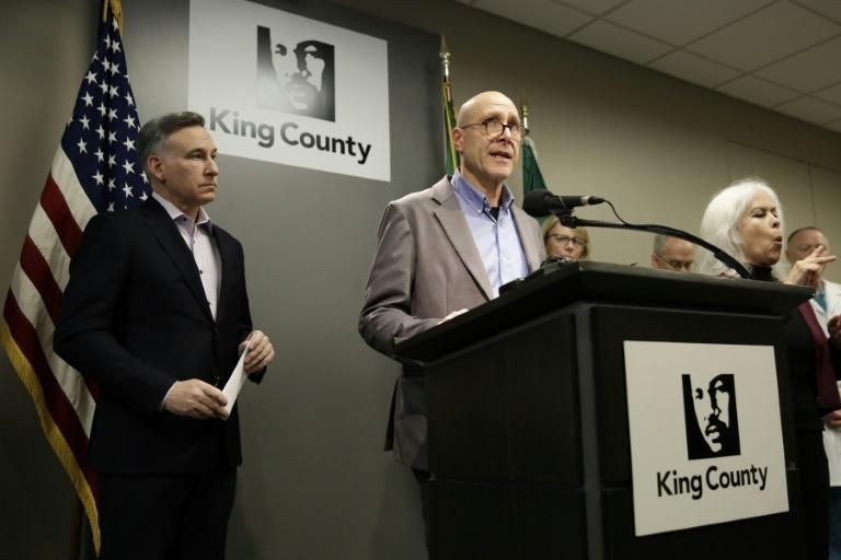 King County health director Jeff Duchin said a positive effect is being seen from the social distancing and other measures, although significant numbers of cases and deaths continue to occur