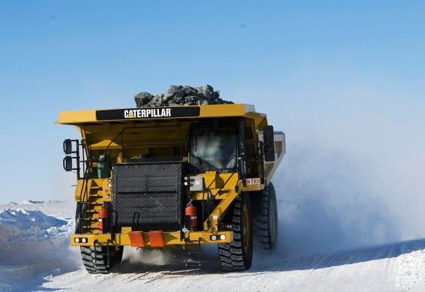 A new deposit at Nunavut's Meadowbank gold mine began adding to the mine's output in 2019. (Nathan Denette/The Canadian Press - image credit)