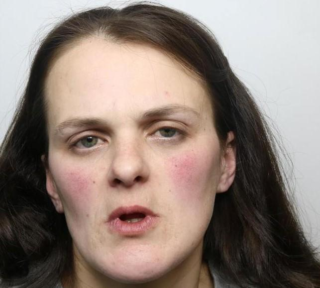 Care home worker Kirstie Pickering, 36, stole jewellery from a resident. (SWNS)