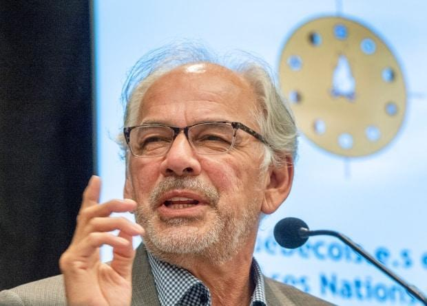 Ghislain Picard, Chief of the Assembly of First Nations Quebec-Labrador, says many people and organizations have supported the AFNQL's action plan to fight racism since its unveiling, expressing willingness to act as allies of Indigenous people and take concrete action. (Ryan Remiorz/The Canadian Press - image credit)