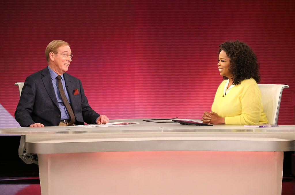 """""""Oprah's Lifeclass""""airs Sunday, 2/10 at 9 PM on OWNOprah Winfrey and Dr. Gary Chapman, best-selling author of The 5 Love Languages: The Secret to Love That Lasts, discuss the languages of love."""