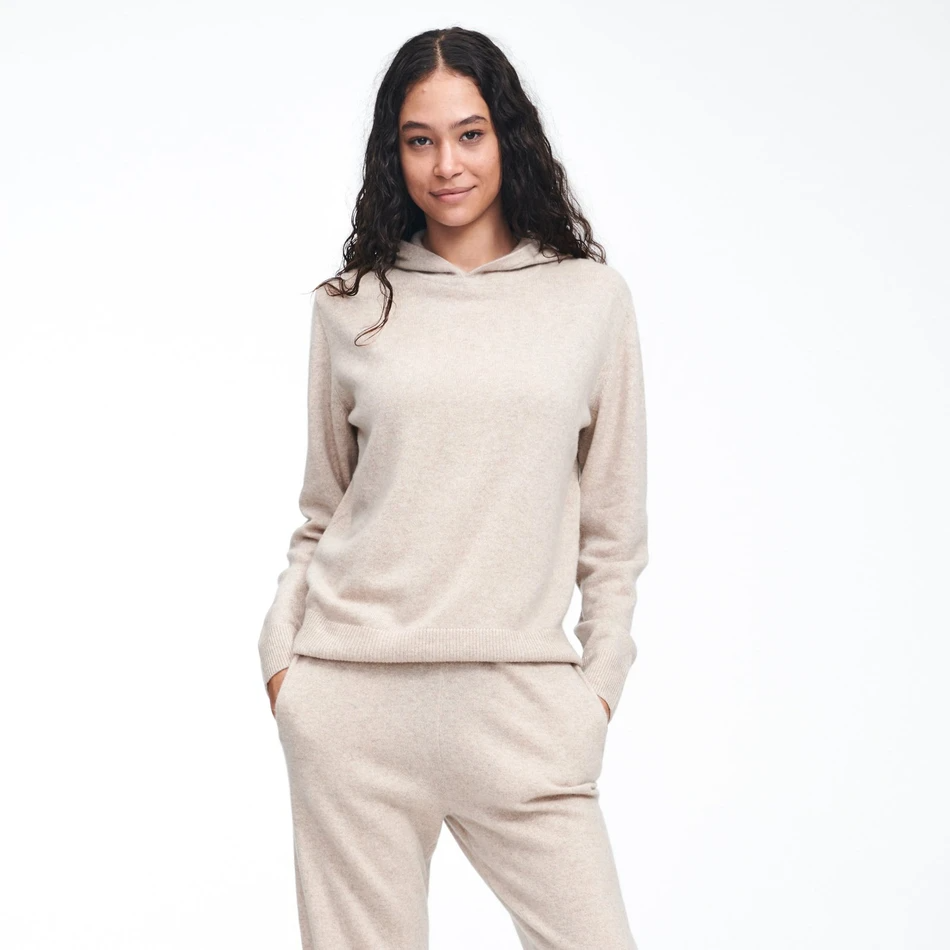 "<h3><a href=""https://naadam.co/"" rel=""nofollow noopener"" target=""_blank"" data-ylk=""slk:Naadam"" class=""link rapid-noclick-resp"">Naadam</a></h3><br>This sustainable and ethical knitwear brand makes a great range of sweat sets in the perfect cotton cashmere blend and lined with cozy fleece.<br><br><strong>Naadam</strong> Recycled Cashmere Hoodie, $, available at <a href=""https://go.skimresources.com/?id=30283X879131&url=https%3A%2F%2Ffave.co%2F3h8WH6Z"" rel=""nofollow noopener"" target=""_blank"" data-ylk=""slk:Naadam"" class=""link rapid-noclick-resp"">Naadam</a><br><br><strong>Naadam</strong> Recycled Cashmere Jogger, $, available at <a href=""https://go.skimresources.com/?id=30283X879131&url=https%3A%2F%2Fnaadam.co%2Fproducts%2Frecycled-cashmere-jogger-women%3Fvariant%3D32890450247776"" rel=""nofollow noopener"" target=""_blank"" data-ylk=""slk:Naadam"" class=""link rapid-noclick-resp"">Naadam</a>"