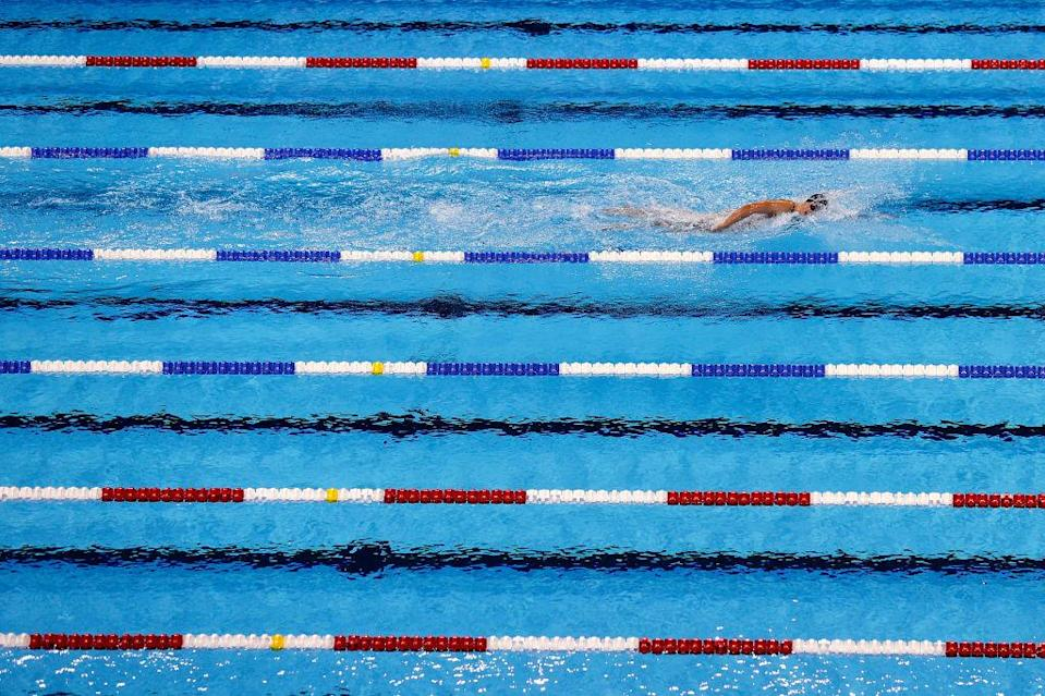 2021 U.S. Olympic Trials - Swimming - Day 6