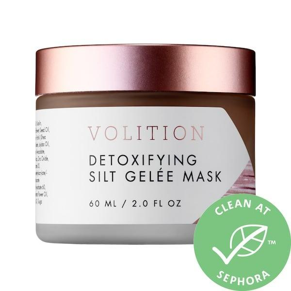 <p>Take on clogged pores with this <span>Volition Beauty Detoxifying Silt Gelee Mask</span> ($60) made of black silt, jojoba oil, and plant-derived squalane.</p>