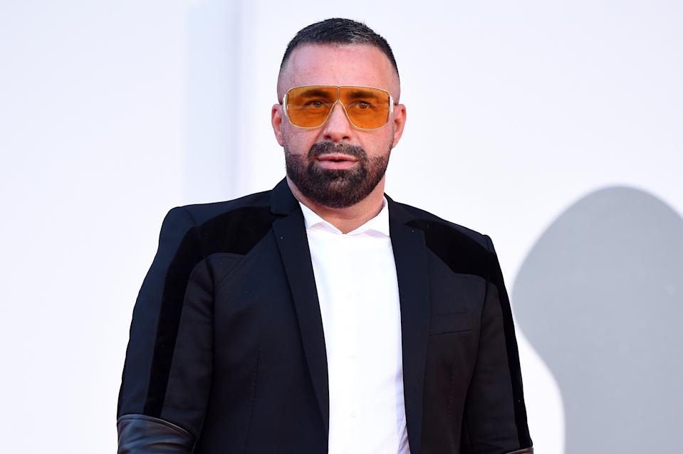 Luca Tomassini al Festival di Venezia 2020 (Photo by Stefania D'Alessandro/WireImage)