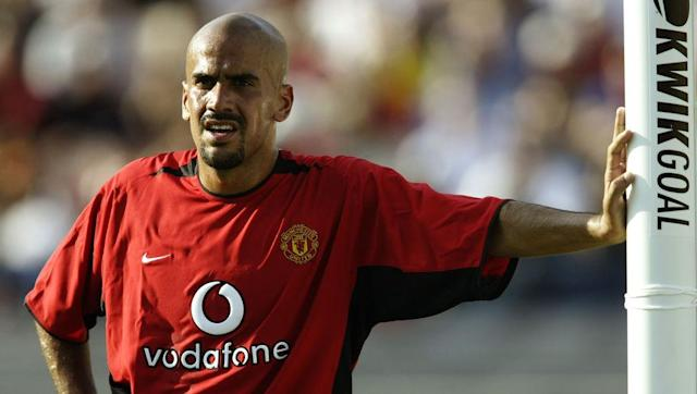 <p>Juan Sebastian Veron had established himself as one of the best midfielders in the world during spells at Parma and Lazio in Serie A's heyday, prompting Manchester United to shatter their transfer record to buy him for a shade over £28m in 2001.</p> <br><p>Veron promised so much and showed occasional flashes of brilliance, but a combination of injuries, playing out of position and difficulty adapting to life in England all contributed to an exit for a 50% loss in 2003. It is little coincidence his best games for United came in Europe.</p>
