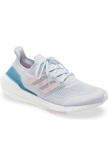 <p>Made with a thick and comfortable cushion on the sole, the <span>adidas UltraBoost 21 Running Shoe</span> ($180) will give you an extra spring in your step.</p>