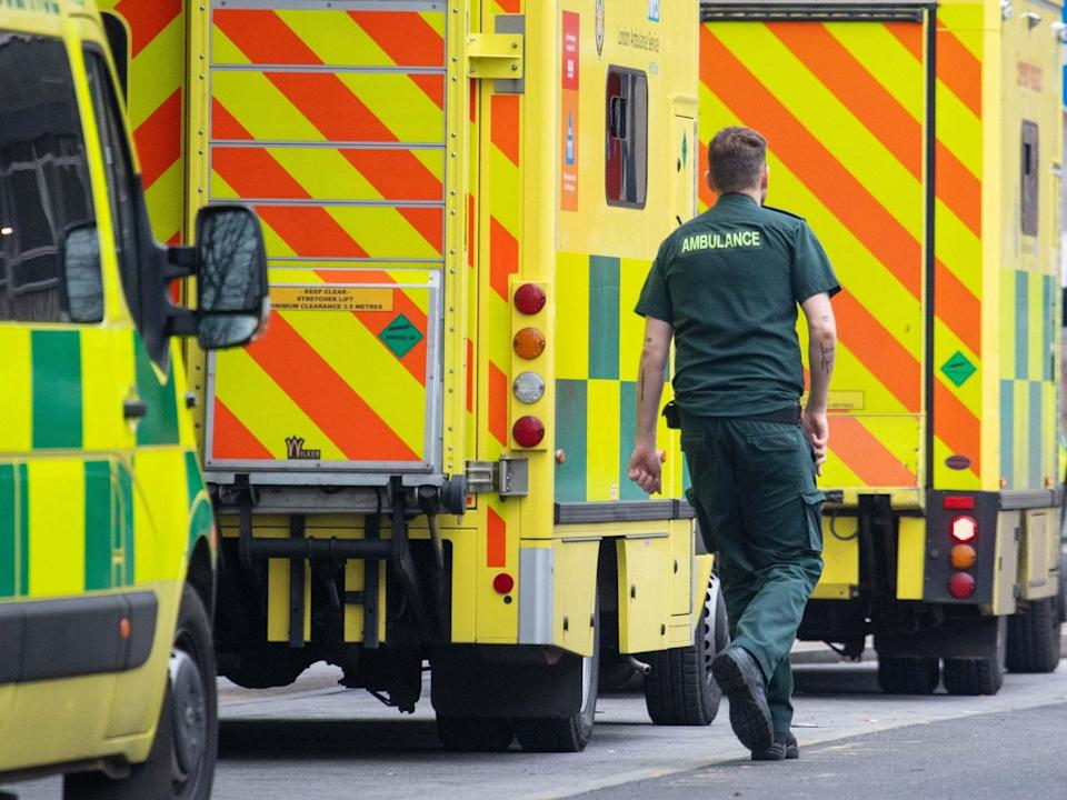 Paramedics fear for their safety while out on shift (PA)