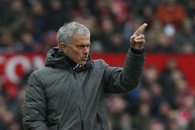 'It's not Portsmouth' - Manchester United boss Jose Mourinho criticises Old Trafford atmosphere again