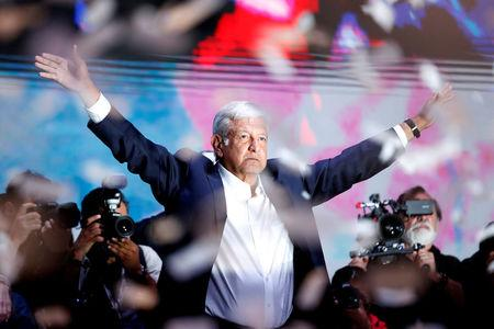 Trump predicts 'very good relationship' with Mexico's president-elect Lopez Obrador