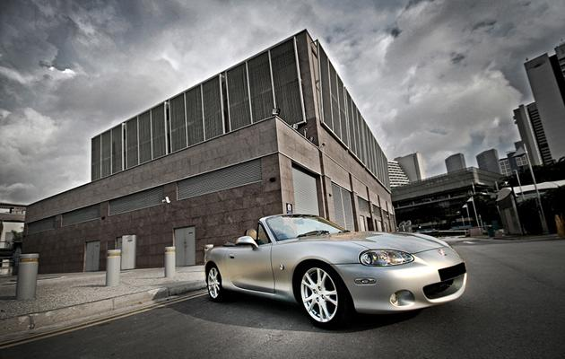 The Mazda MX5 is the best selling convertible sports car in history.