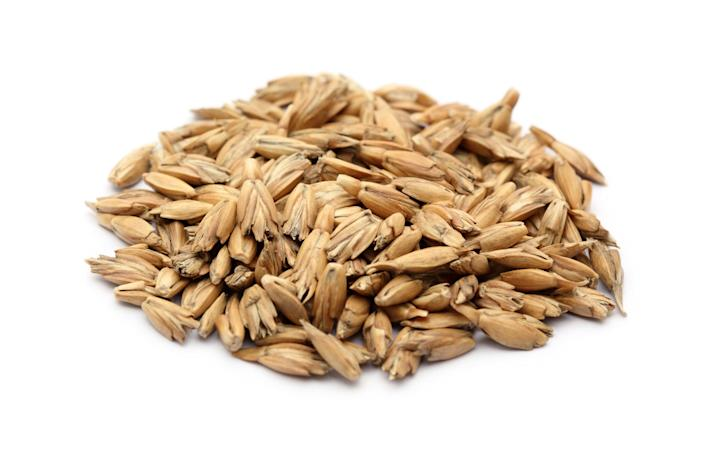 Spelt is similar to wheat, and you can find it in pasta and flour forms. If baking, swap out all-purpose flour for spelt flour (many like it better than using wheat flour).