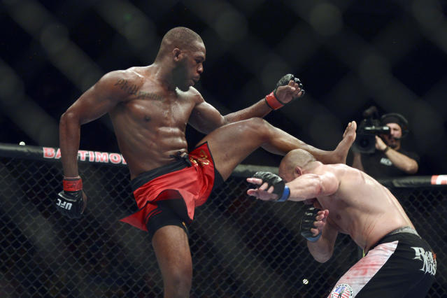 Jon Jones: 'Alexander Gustafsson fight my strongest showing'