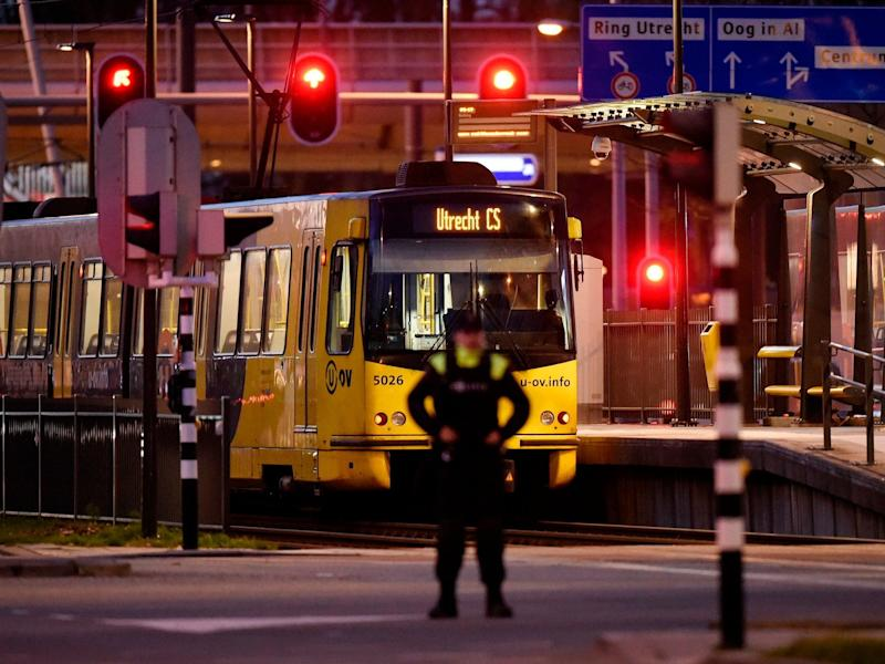 Utrecht shooting: Dutch town waits for answers after deadly tram attack