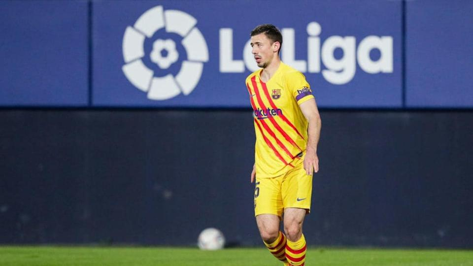 Lenglet ya no es intransferible   Soccrates Images/Getty Images