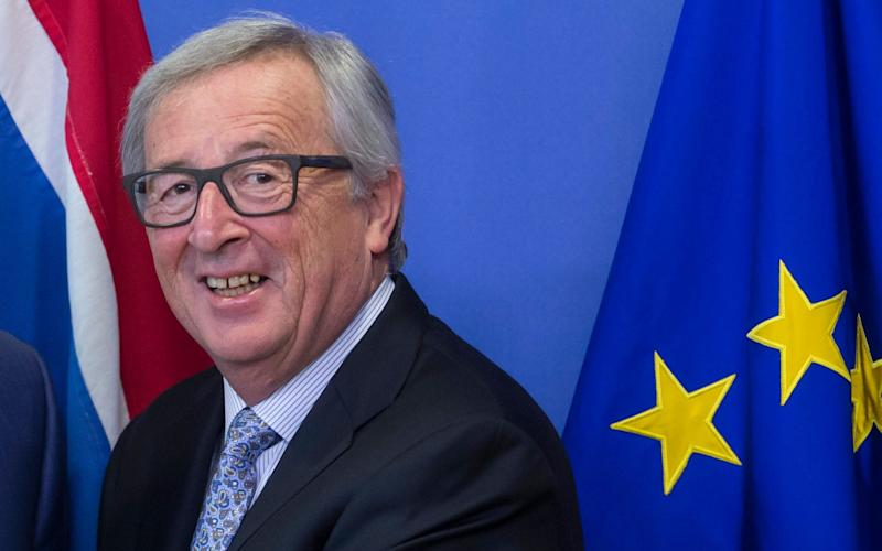 Jean-Claude Juncker has warned Britain of the consequences of leaving the EU - Credit: EPA