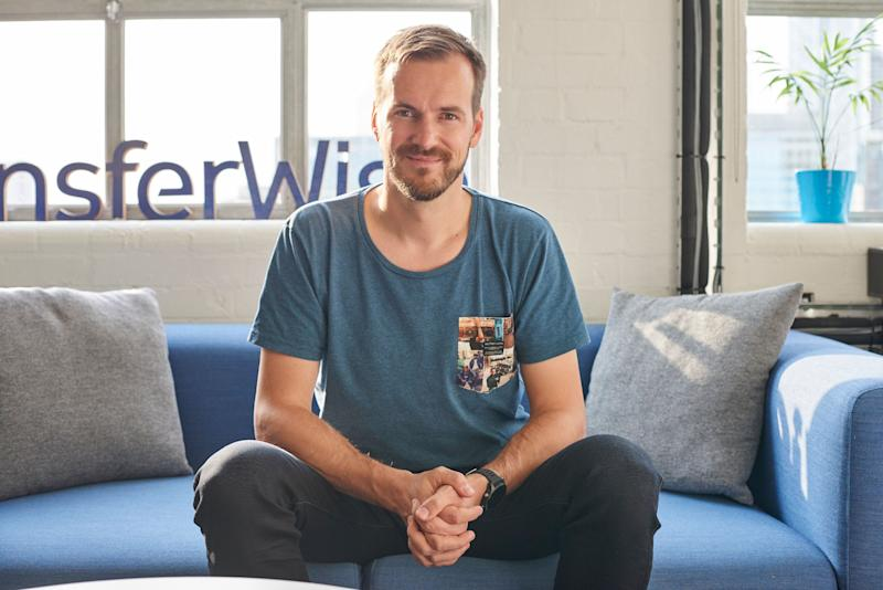 TransferWise founder and chairman Taavet Hinrikus. Photo: TransferWise