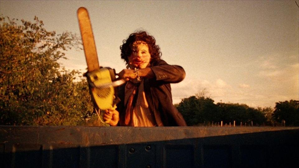 <p>The murderous, chainsaw-wielding maniac, Leatherface, along with his cannibalistic family, has bladed through the cineplex since 1974. Stars including Jessica Biel, Renée Zellweger, and Matthew McConaughey have all encountered the killer at some point across the <strong>eight</strong>-film franchise. </p>