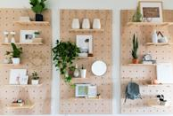 "<p>For over a year now, many of us have spent more time at home than we could ever have dreamed of. The upside of being holed up? It finally allowed us to dedicate some time to DIY projects. Whether you've focused on <a href=""https://www.housebeautiful.com/home-remodeling/diy-projects/how-to/g2037/diy-storage-solutions/"" rel=""nofollow noopener"" target=""_blank"" data-ylk=""slk:storage space"" class=""link rapid-noclick-resp"">storage space</a>, organization, or just a somewhat lackluster apartment design that needs upgrading, you've likely tackled at least one project. Here are the best ones we've done recently in case you need inspo for a new one to start. </p>"